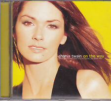 Shania Twain-On The Way cd album