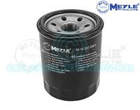 Meyle Oil Filter, Screw-on Filter 33-14 322 0001