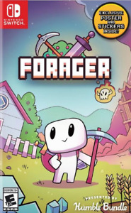 Forager (Nintendo Switch, 2019)