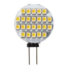 G4 1210 SMD 24 bombilla LED bombilla de luz blanca caliente 3000-3500K 12V E7A3