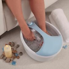 Foot Bath Spa Vibration Bubble Massage Relax Hydro Water Jets Infrared Therapy