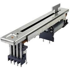 ALPS Fader motorized RS60N11M9 travel: 60mm total:104.4mm slide pot 10k mixer dj
