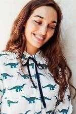 More details for catrina shirt - happy herbivore sugarhill brighton eco fashion