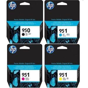 Original 4x HP 950 951 Multipack OfficeJet 251dw 276dw 8100 8600 8610 8615 Neu!