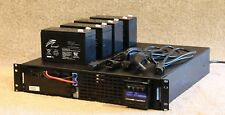 APC Smart-UPS (750 VA) - SMX750i - Rack 2u - New cells - 12m RTB warranty