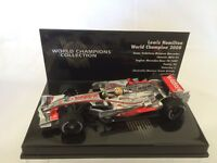 Minichamps 1.43 Scale  McLaren MP4-23 Lewis Hamilton World Champion F1 Car 2008.