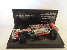 Minichamps 1.43 Scale McLaren MP4-23 L-Hamilton World Champion F1 Car Year 2008.