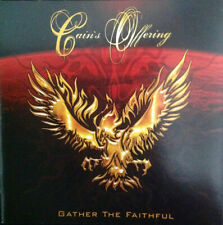 CAIN'S OFFERING - GATHER THE FAITHFUL - CD SIGILLATO 2009 - SONATA ARCTICA