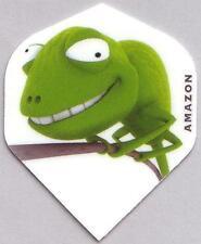 "Amazon Extra Strong Cartoon Dart Flights ""Lizard"""