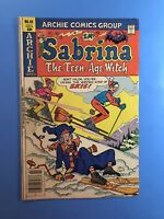 SABRINA THE TEEN-AGE WITCH #65 Christmas Eve & Santa Arrives! Archie Series 1981