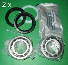 MINI FRONT WHEEL BEARING KIT DRUM BRAKE