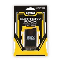 PSP 1000 - Rechargeable Battery Pack - 3.6V 2600mAh - KMD