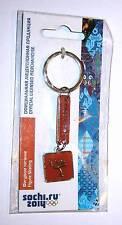 Sochi 2014 Olympic games key ring key chain original unopened