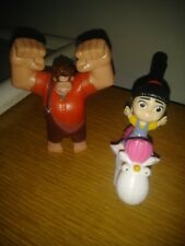 Disney Wreck It Ralph Hero Action Figure 3� Thinkway Toys and McDonald's Agnes