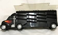 "Semi-Truck Storage Display Case  for 24 cars or more!....Size:  24""W x 5""H x 8""D"