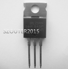 2PCS IRLZ34N Transistor N-MOSFET 55V 30A 68W TO220AB   NEW