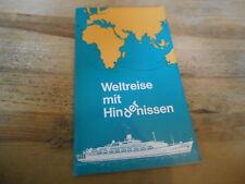 Sach Reise Ernst Schwenk - Weltreise mit Hindernissen (72 s.) JÖRDENS & SCHWENK