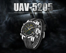 Pilot/Aviator Wristwatches with 24-Hour Dial
