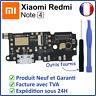 NAPPE CIRCUIT CONNECTEUR DE CHARGE DOCK USB ET MICRO DU XIAOMI MI REDMI NOTE 4