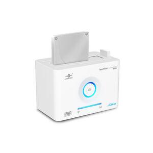 Vantec NexStar Hard Drive Dock Super Speed (White Box) *** Non WiFi Version***