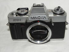 Minolta XG-1 XG1 XG 1 Body Gehäuse SLR-Kamera Spiegelreflexkamera