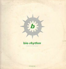 VARIOUS - Bio Rhythm - Dance Music With Bleeps - 1990 Network - BIOLP 1 Uk