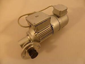 RGM Gear Motor Efb1/3df63a-4