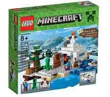 LEGO® Minecraft™ 21120 Versteck im Schnee NEU OVP The Snow Hideout NEW MISB NRFB
