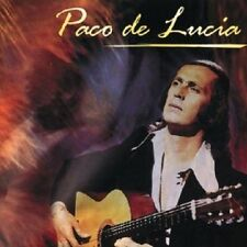 PACO DE LUCIA - BEST OF  CD  15 TRACKS INTERNATIONAL POP COMPILATION/HITS  NEW+