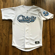 Syracuse Sky Chiefs Home Jersey - Washington Nationals - Size Youth Large L