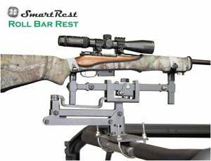 SmartRest - Roll Bar Rest II - Ute, Quad Bike and UTV Gun Rest and Storage Rack