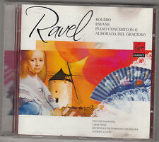 RAVEL - bolero / piano concerto in g CD