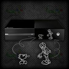 Plants Vs Zombies PvZ Garden Warfare Xbox One PS4 Console Vinyl Decal Sticker