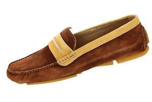 MENS Shoes Donald J. Pliner VERGIL VERGILMAMA Driving Moccasin Loafer TAN/ SUN