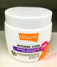 200gr Lolane Intense Care Keratin Repair Mask For Color Care Revitalize Colored