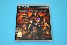 Playstation PS3 Spiel - Dead or Alive 5 - Komplett in OVP