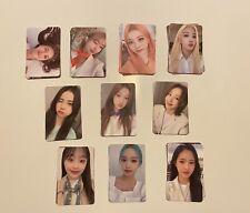 LOONA 2021 Season's Greetings Photocard Set (Select Member)