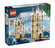 LEGO 10214 Creator Tower Bridge New/Sealed Free US Shipping Hard to Find