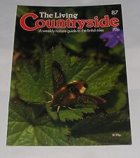THE LIVING COUNTRYSIDE ISSUE 87 - TREECREEPERS/HOUSE MOUSE/STURGEON/BEE HAWKS