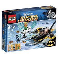 76000 ARCTIC BATMAN VS MR. FREEZE AQUAMAN ON ICE lego legos set NEW super heroes