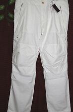 Michael Kors White Men's Cotton Casual Pants Size US 38 NEW Retail $250