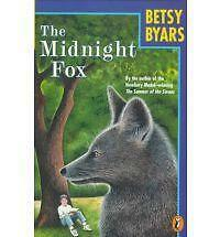 The Midnight Fox (Puffin story books)-ExLibrary