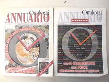 ANNUARIO OROLOGI  '96/'97 - ANNO II - N° 2 - DIC. 1996 + ALLEGATO - TECHNIMEDIA