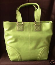 Liz Claiborne Purse Handbag #301 Bright Green NEW