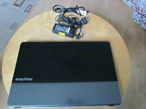 "Notebook eMachines G730, 17"", i3 2130 MHz, 8GB RAM, 250GB SATA"
