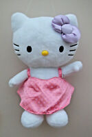 """Hello Kitty 13"""" HELLO KITTY With Microwaveable Wheat Bag Insert For Warmth"""