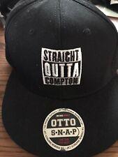 Straight Outta Compton Promo Baseball Cap Snapback Hat Otto Snap.  C1