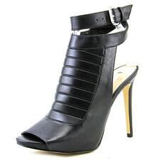 Sandalias con tiras de mujer negro GUESS