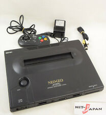 NEO GEO AES Console System Ref/72830 5 Digits Tested JAPAN neogeo SNK Game