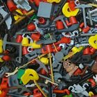 LEGO - Minifigure Accessories Assorted Utensils Tools Weapons Guns Bulk Lot 25pc